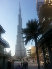 The Burj Khalifa