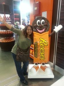 Risse and Reese's