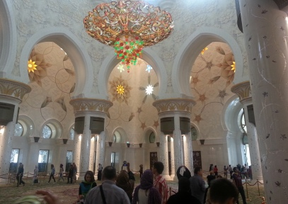 The detail on the ceiling, walls, and floor is remarkable!