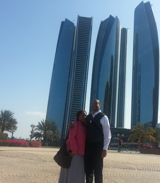 Abu Dhabi is for lovers!