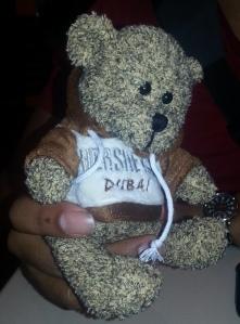 Hershey Bear!