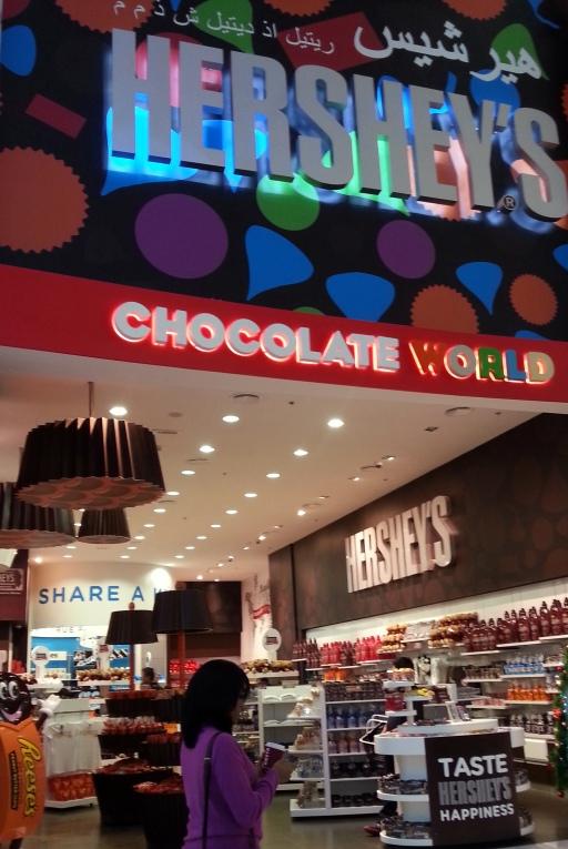 Chocolate Paradise!