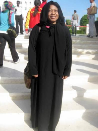 My Muslimina wife!