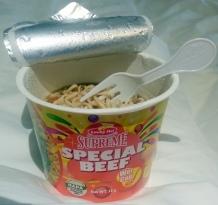 Special beef