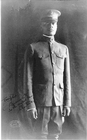 Charles Hamilton Houston as a Negro Officer